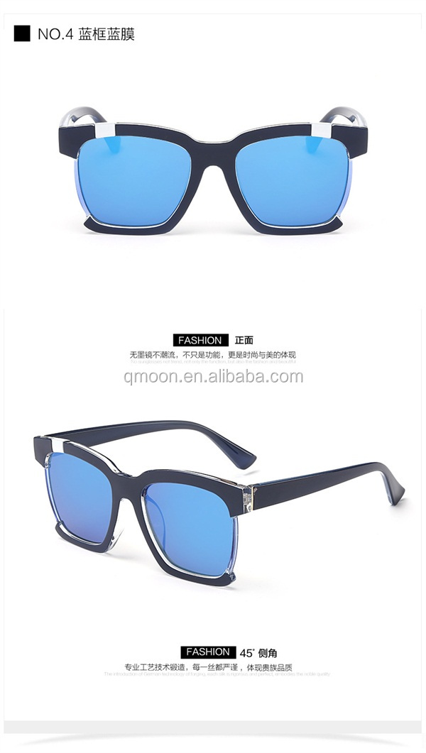 1b81fbc93b0 New Design Half Frame Wholesale Custom Logo Sunglasses Cheap Fashion Women Custom  Logo .