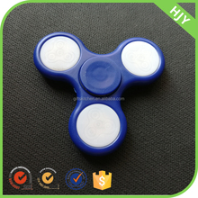 Good quality and funny Educational toys light hand spinner