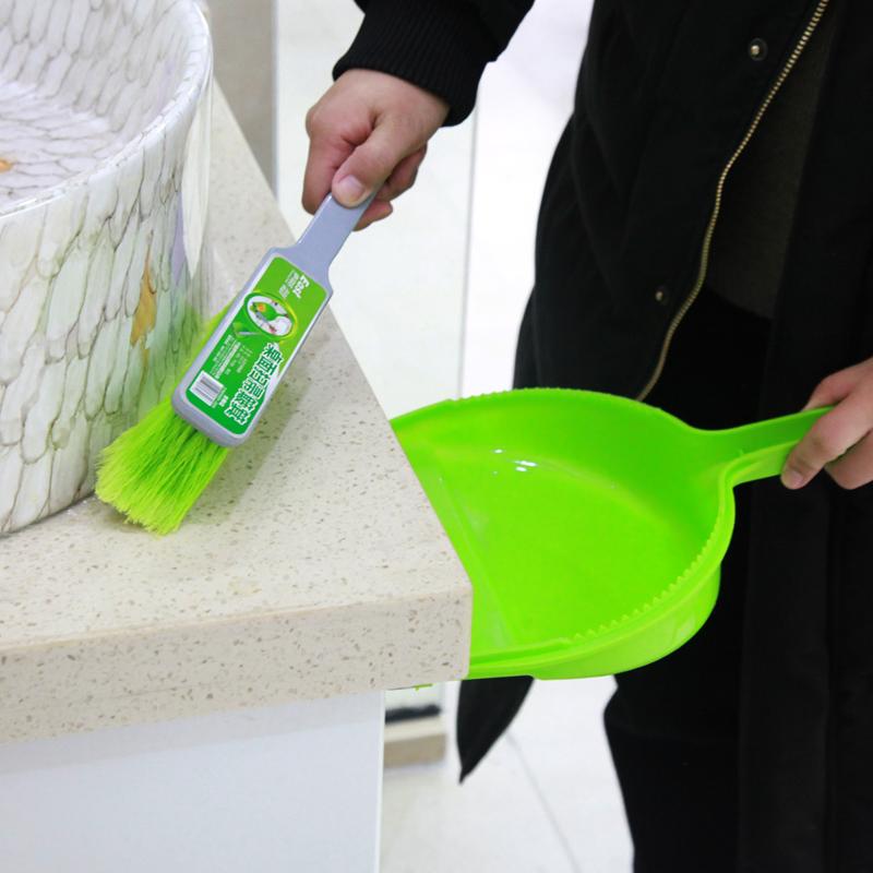 โปรโมชั่นแปรงพลาสติกและชุดผ้าปูโต๊ะราคาถูกไม้กวาด