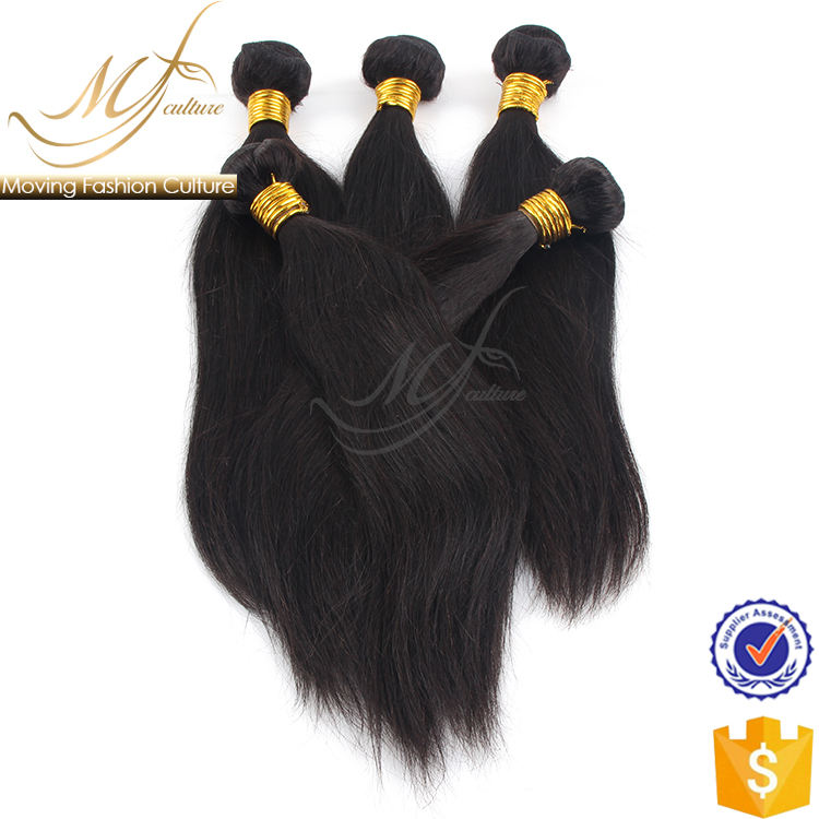 New style silky soft indian keratin hair straight