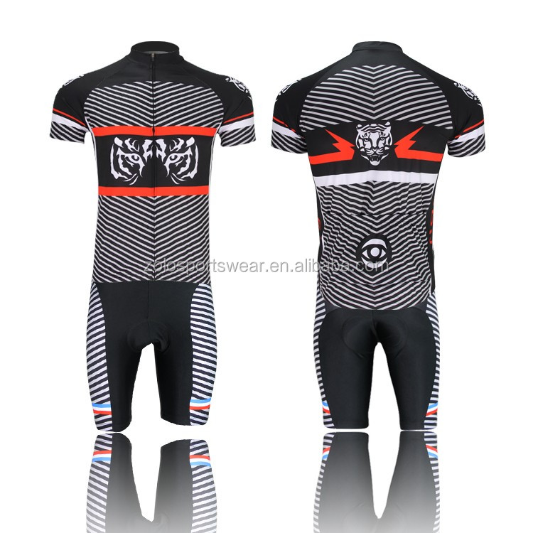 New Design Sublimated Cycling Jerseys Custom Wholesale