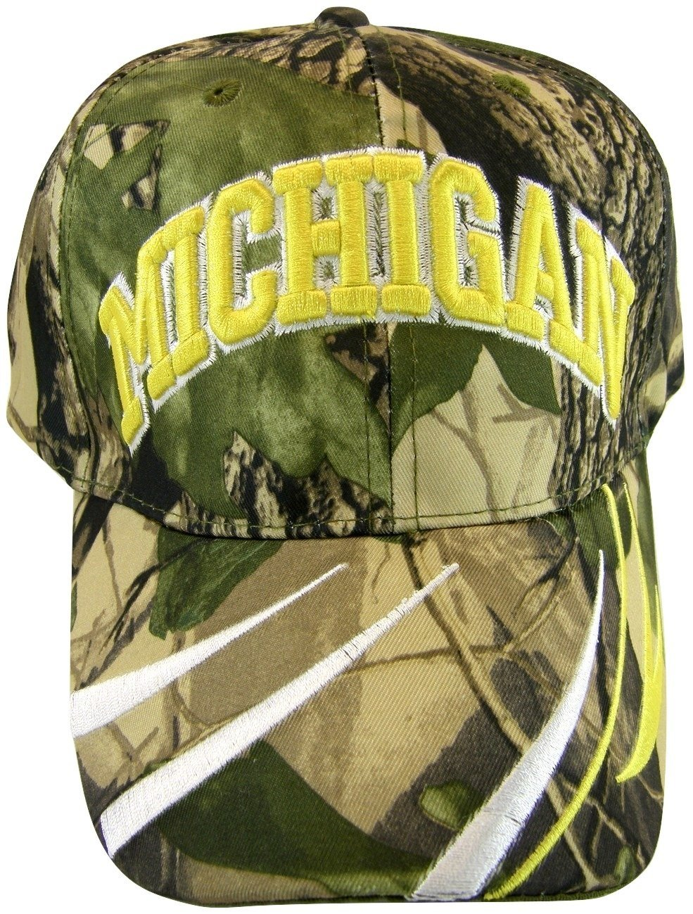 various colors cd970 f7014 ... sweden get quotations michigan wolverines ncaa 2 tone adjustable osfa  baseball hat cap with velcro enclosure