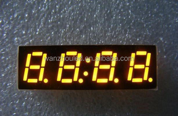 0.28 Inch Common Anode Super Red Four-digit 7 Segment LED Display