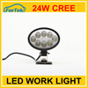 Chinese manufactory 24w led work light 100% waterproof best quality