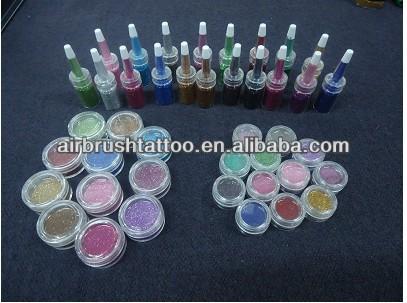 Custom Body Art Glitter Tattoo Kit