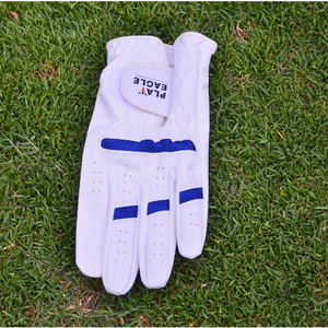 Personalized wholesale golf gloves breathable sports gloves with custom