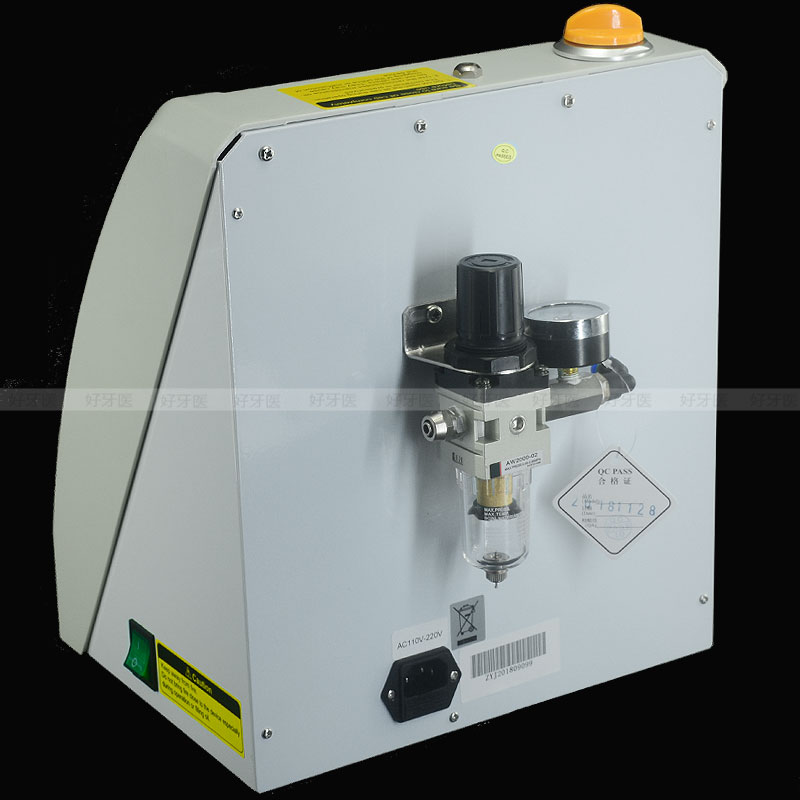 dental handpiece lubrication and maintenance machine dental lubricate machine high and low speed handpiece lubrication