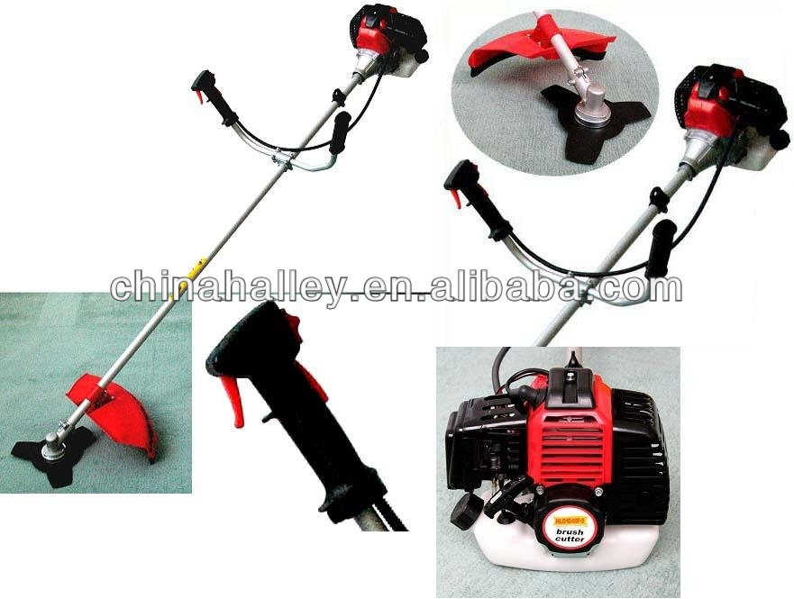 Gas Powered Pole Hedge Trimmer For Grass Cutting