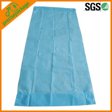 High quality dark blue disposable medical nonwoven bed sheet for hospital