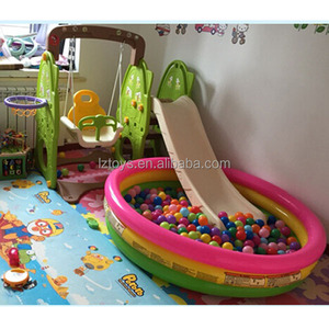 plastic playsets good climbing slide play set