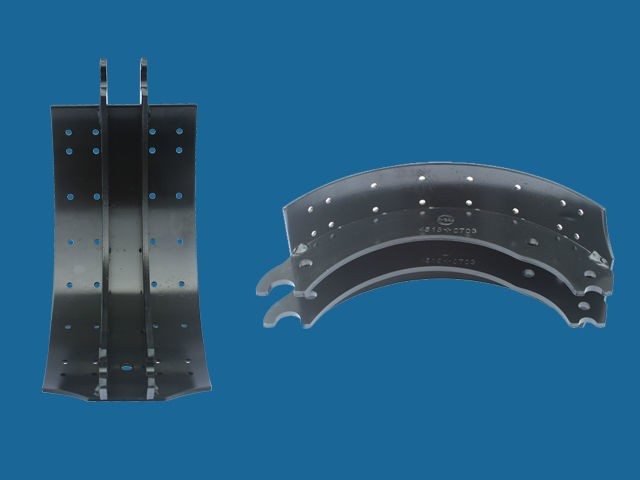 Semi Truck Brake Lining : Manufacture with brake lining heavy duty semi trailer