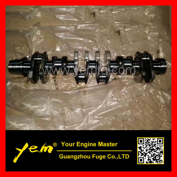 P11C crankshaft 13400-2073 for J05E J08C WO4D