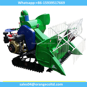 Hot Selling Cheapest Factory Price Of Rice Combine Harvester
