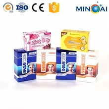 Top Quality New Design Toothpaste Paper Folding Box