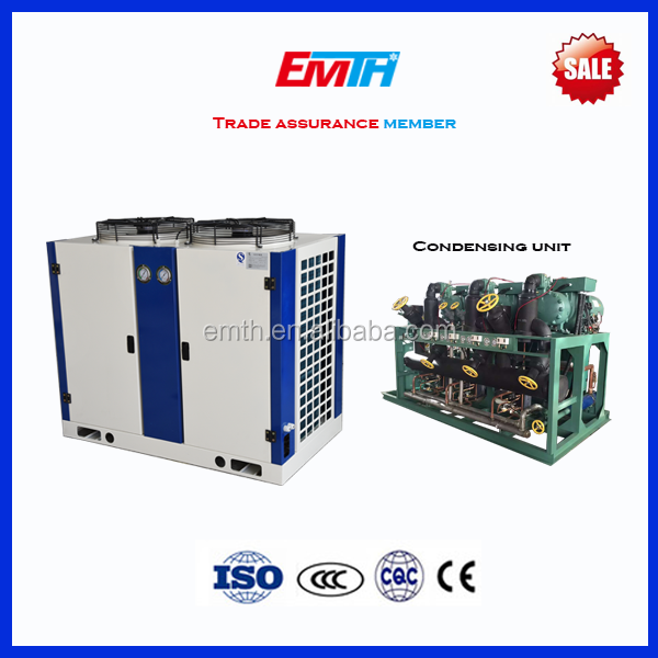 air conditioner condenser for cold room