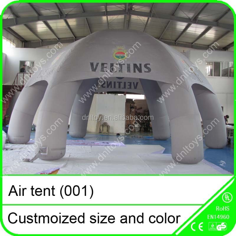 Easy inflate and deflate <strong>Inflatable</strong> beer tent