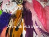saddle rooster feathers