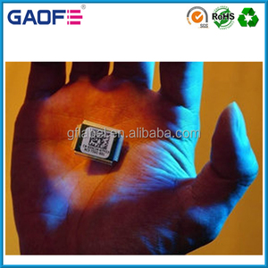 Blank QR Code Adhesive Label, Preprinted 2D Barcode Sticker, PET ESD Thermal label