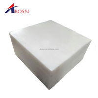 Hard Plastic Solid PP polypropylene Cutting Board For cut shoes