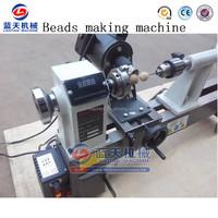 mini automatic wood bead making machine