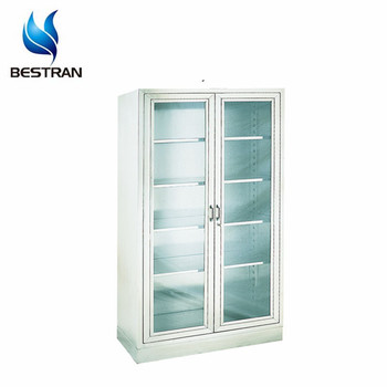 Bt Ap001 Stainless Steel Glass Door Chemical Antique Chinese