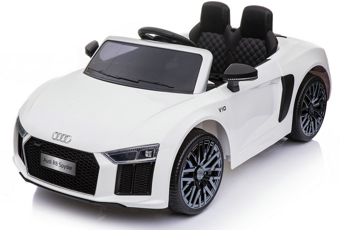 New Audi R8 Licensed Kids Ride On Cars 2 Seater