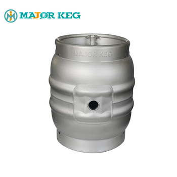 100% Anti Corrosion Stainless Steel Promotion 9 Gallon Beer Kegs 9 Gallon Cask