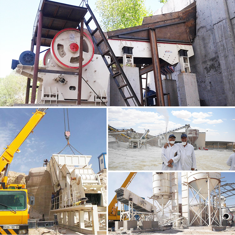 Mining crushing machine aggregate stone 250 400 jaw crusher for sale
