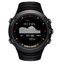 NORTH EDGE Sport Watch IP68 Waterproof 50M Barometer Thermometer Altimeter Pedometer Smart Watch