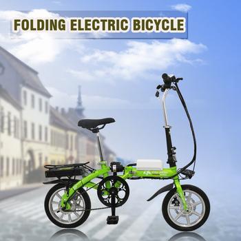 d353786c5f250 14 pouces en alliage cadre 36 v 250 w moteur mini pliant vélo électrique