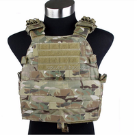 China Manufacture Tactical Molle System Vest Reinforced Plate Carrier With High Standard For Security