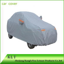 100% waterproof PEVA material car cover in China