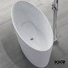 freestanding acrylic soaking tubs , stone resin bathtubs