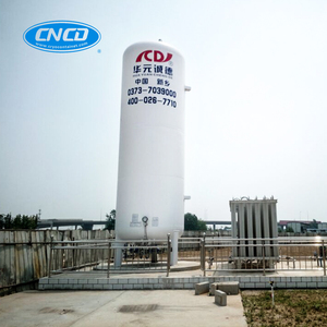 5m3 Liquid CO2 Tank with Pressure of 1.6MPa Cryogenic Vertical LCO2 Storage Tank