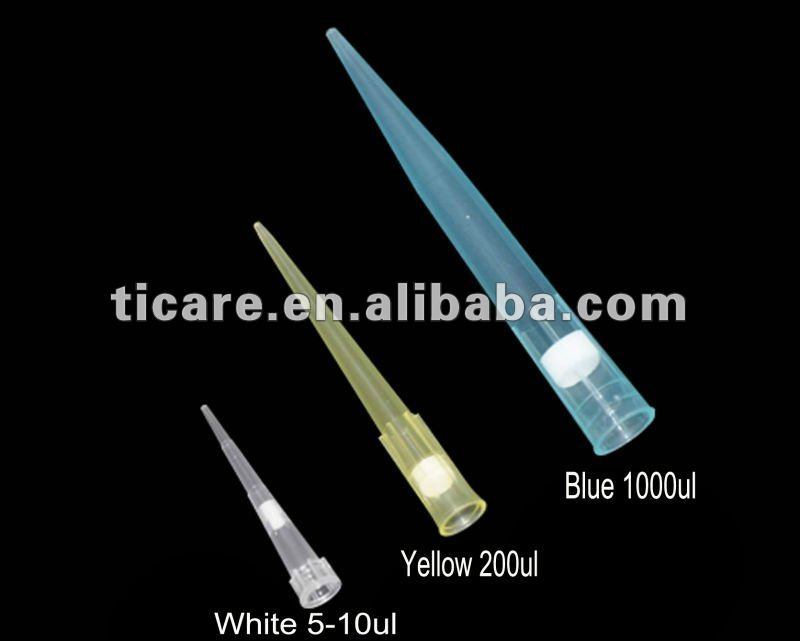 With Filter Pipette Tips