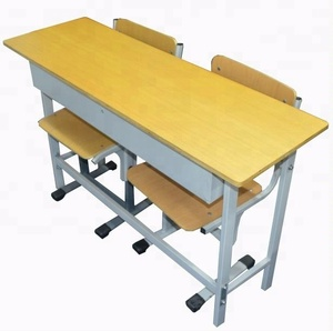 primary middle school desk table adjustable student desk and chair school chairs for sale