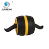 Abdominal roller and ab roller wheel with mat