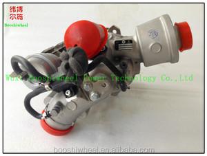 KKK turbocharger K03 53039880106 / 53039700106 turbo forAudi A4 2 0 TFSI  (B7) OEM 06D145701G / 06D145701D / 06D145701H