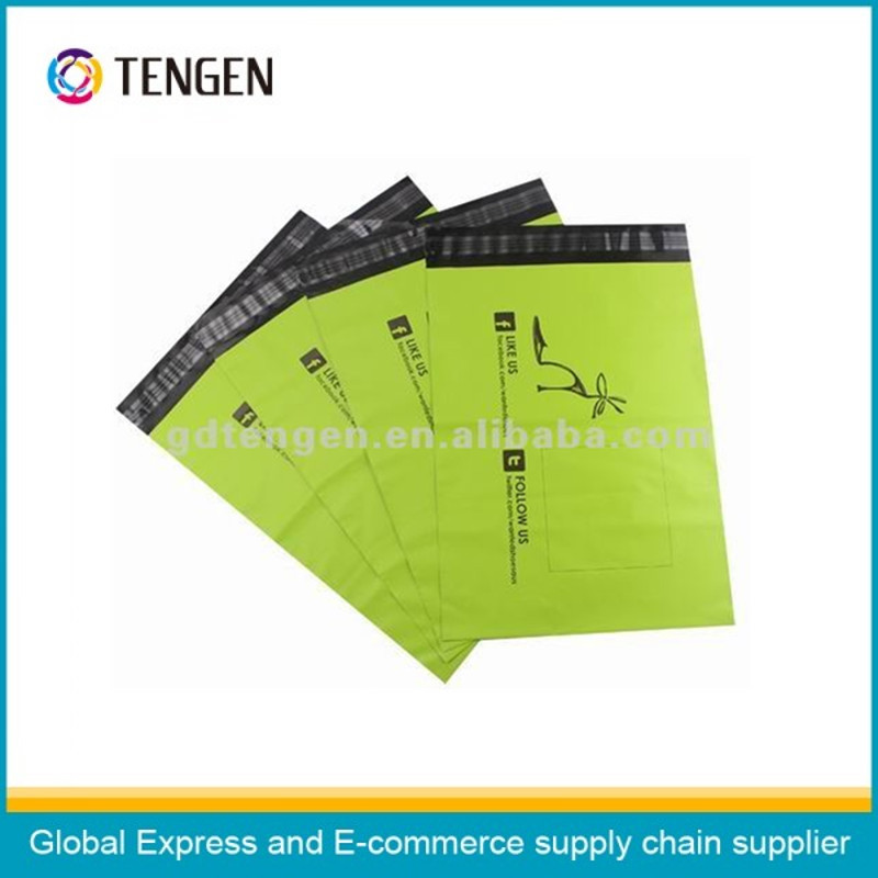 Custom Mailing Bags with Slef-adhesive Seal for Shoes