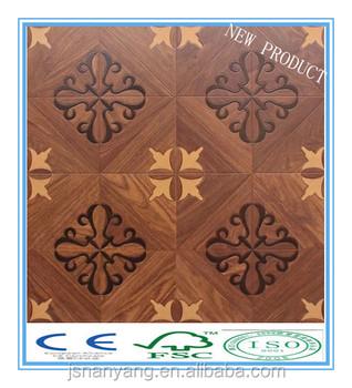 Design Di Lusso Cenere Arte Del Mosaico In Legno Parquet - Buy ...