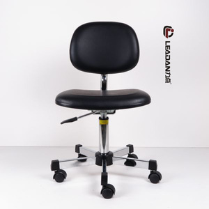 High Quality ESD PU Leather Chair Furniture Laboratory