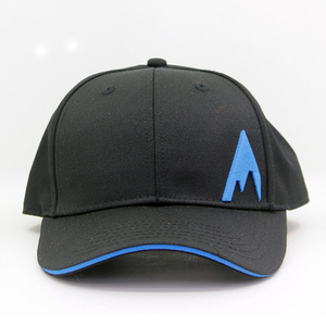 24cee56bfc7 custom 6 panel fitted 100% cotton baseball caps and hats