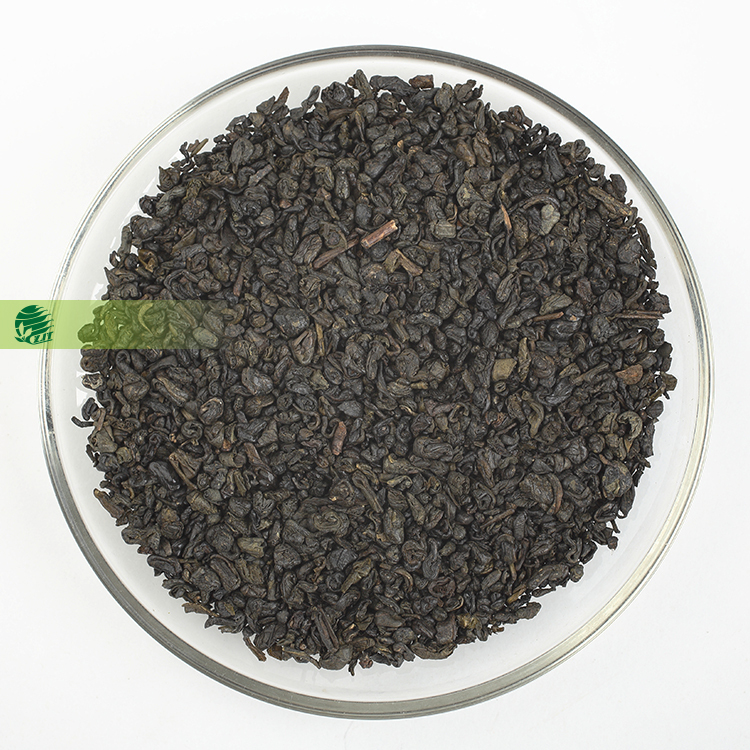 African tea gunpowder green tea 3505A/3505B