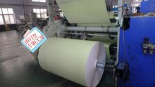 Manufacturers Label A4 self adhesive kraft sticker paper