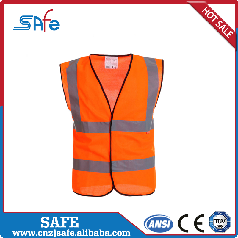Traffic Reflective Polo shirt For Running