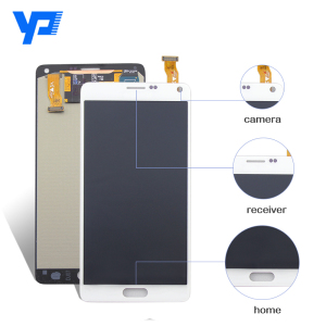 Well made for samsung galaxy note4 n9100 lcd display, for samsung note 4 lcd screen made in china