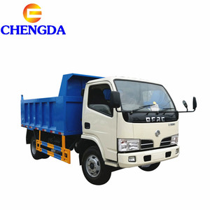 Dongfeng Foton Forland Light truck 4x2 6ton 6 wheeler mini small dumper cargo truck price