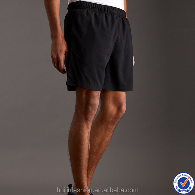 breathable fabric 4 way stretch material elastic waist men shorts pants online shopping China wholesale