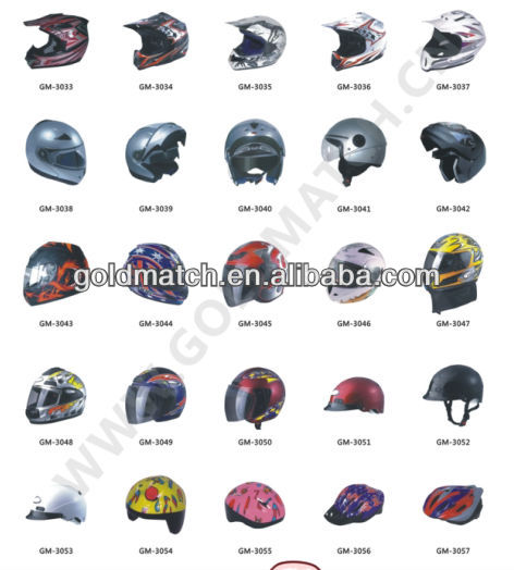 Dot ECE casque, Full FACE casque de moto
