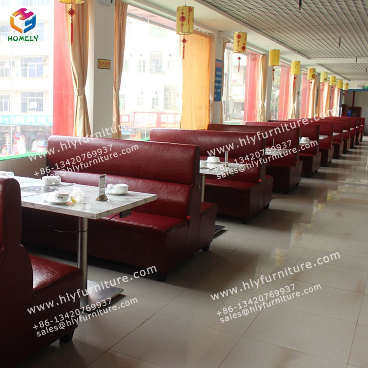 wholesale cheap dining restaurant used booths for sale leather seating